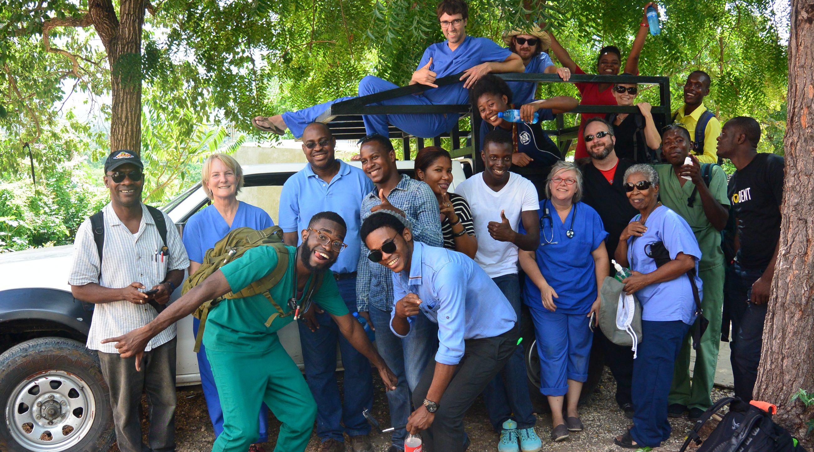 Lane Haitian Relief